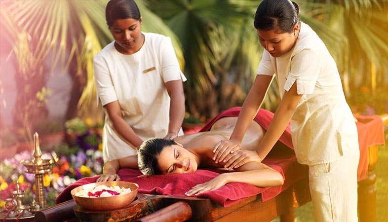 Ananda Spa and Resort
